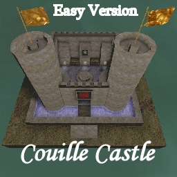 (CN)CouilleCastle (Easy Version)