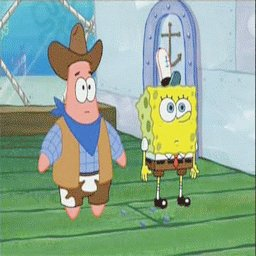 BT: Spongebob and Patrick