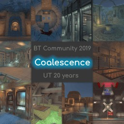 Coalescence - BT Community Map 2019 - UT 20 Years